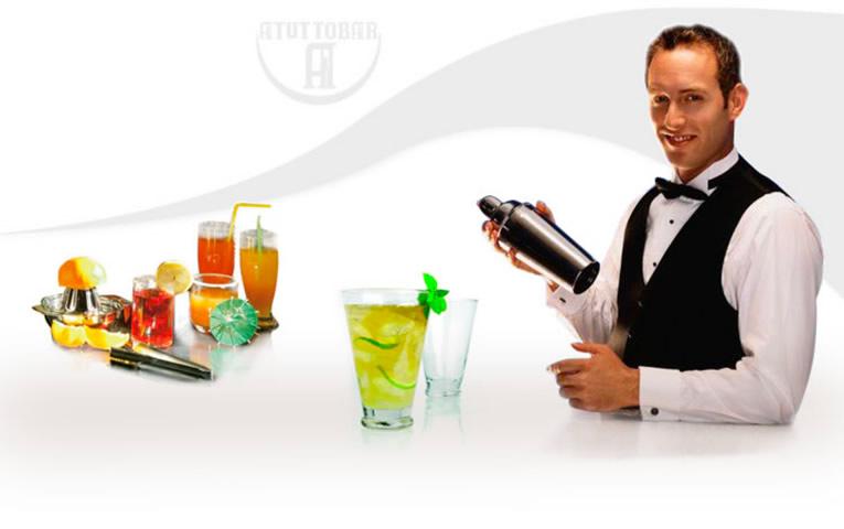 Per voi barman.